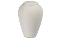 Urne Ivoire Soluble - Aspect sable blanc (135 €)