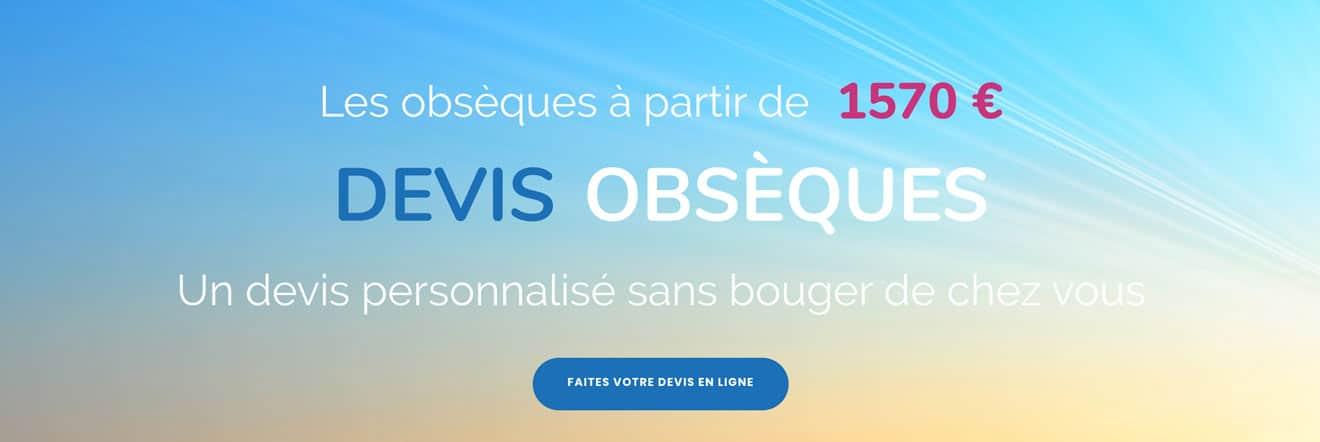 Organiser des obsèques à Paris - Entreprise de Pompes funèbres et devis obsèques en ligne