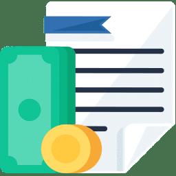 Les Pompes Funèbres.com icône taxes obligatoires