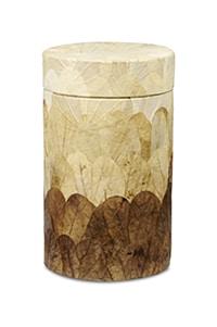 Urne Naturelle Bio Marron (105 €)